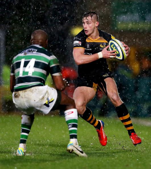 Josh Bassett – Wasps Rugby