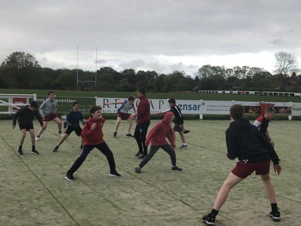 Sportland Academy and Training youth athletes