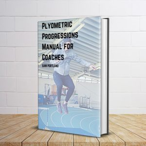 Plyometric coaching manual cover